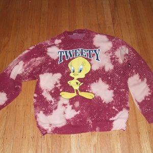 Vintage Tweety Bird Sweater